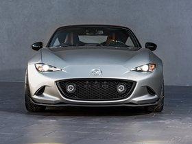 Ver foto 5 de Mazda MX-5 Spyder Concept 2015