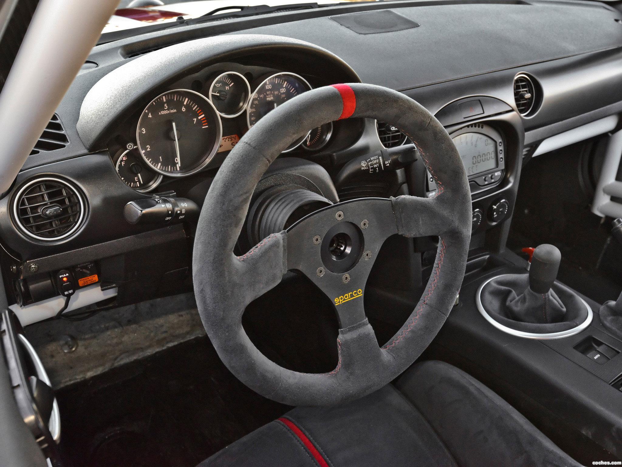 Foto 9 de Mazda MX-5 Super 25 Concept 2012