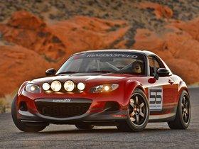 Ver foto 8 de Mazda MX-5 Super 25 Concept 2012