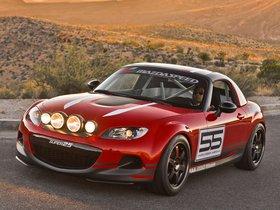 Ver foto 7 de Mazda MX-5 Super 25 Concept 2012