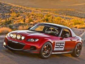 Ver foto 6 de Mazda MX-5 Super 25 Concept 2012