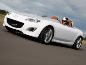 Ver foto 16 de Mazda MX-5 Superlight Concept 2009