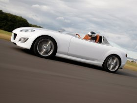 Ver foto 15 de Mazda MX-5 Superlight Concept 2009