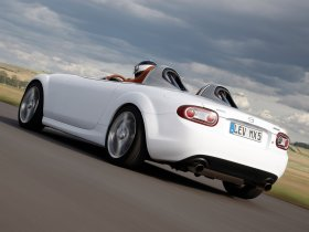 Ver foto 11 de Mazda MX-5 Superlight Concept 2009