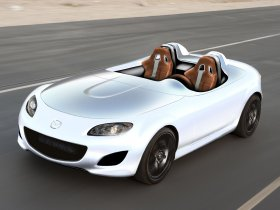 Ver foto 9 de Mazda MX-5 Superlight Concept 2009