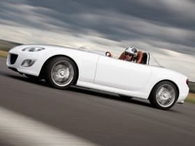 Ver foto 8 de Mazda MX-5 Superlight Concept 2009