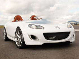 Ver foto 5 de Mazda MX-5 Superlight Concept 2009