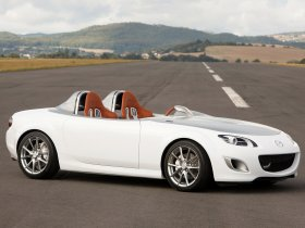 Ver foto 4 de Mazda MX-5 Superlight Concept 2009