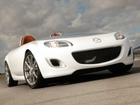 Ver foto 3 de Mazda MX-5 Superlight Concept 2009