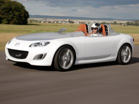 Ver foto 2 de Mazda MX-5 Superlight Concept 2009