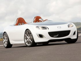 Fotos de Mazda MX-5 Superlight Concept 2009