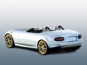 Ver foto 21 de Mazda MX-5 Superlight Concept 2009