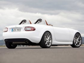 Ver foto 20 de Mazda MX-5 Superlight Concept 2009