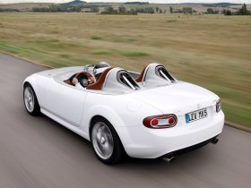 Ver foto 19 de Mazda MX-5 Superlight Concept 2009