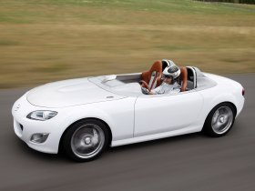 Ver foto 18 de Mazda MX-5 Superlight Concept 2009