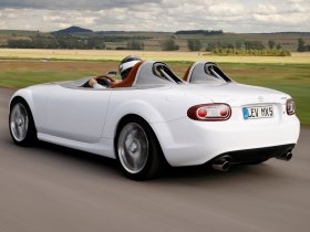 Ver foto 17 de Mazda MX-5 Superlight Concept 2009