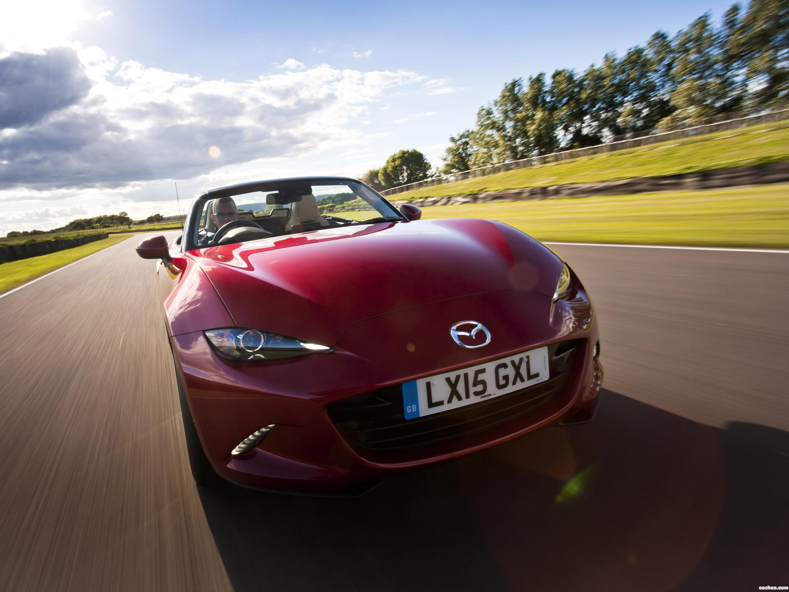 Foto 0 de Mazda MX-5 UK 2015