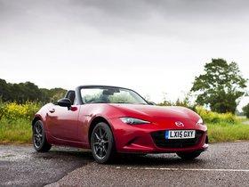 Ver foto 2 de Mazda MX-5 UK 2015