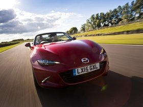 Fotos de Mazda MX-5 UK 2015