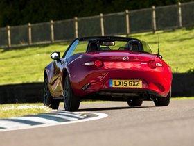 Ver foto 10 de Mazda MX-5 UK 2015