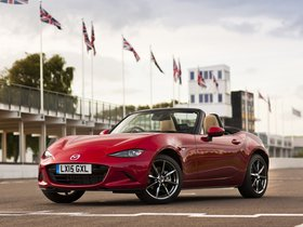 Ver foto 9 de Mazda MX-5 UK 2015