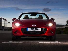 Ver foto 7 de Mazda MX-5 UK 2015