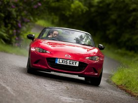 Ver foto 5 de Mazda MX-5 UK 2015