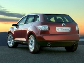 Ver foto 8 de Mazda MX Crossport Concept 2004