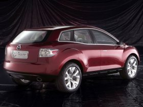 Ver foto 4 de Mazda MX Crossport Concept 2004