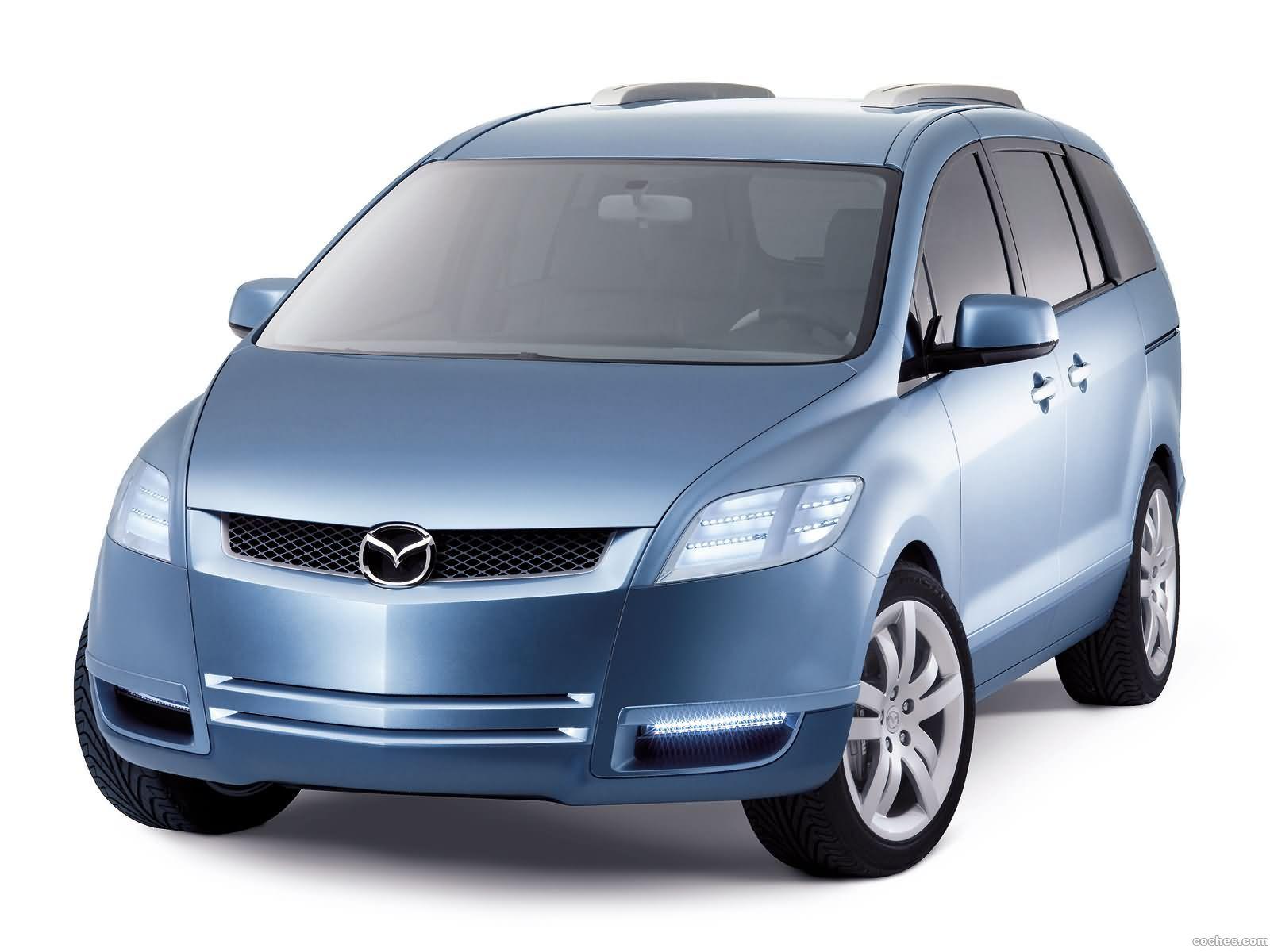 Foto 0 de Mazda MX Flexa Concept 2004