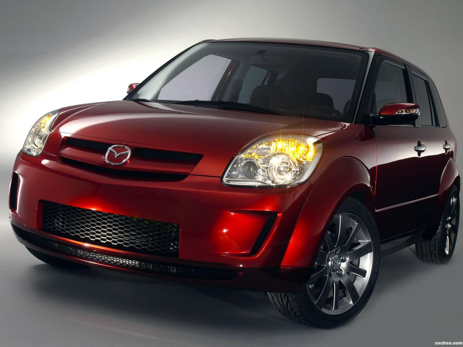 Foto 0 de Mazda MX Micro Sport Concept 2004