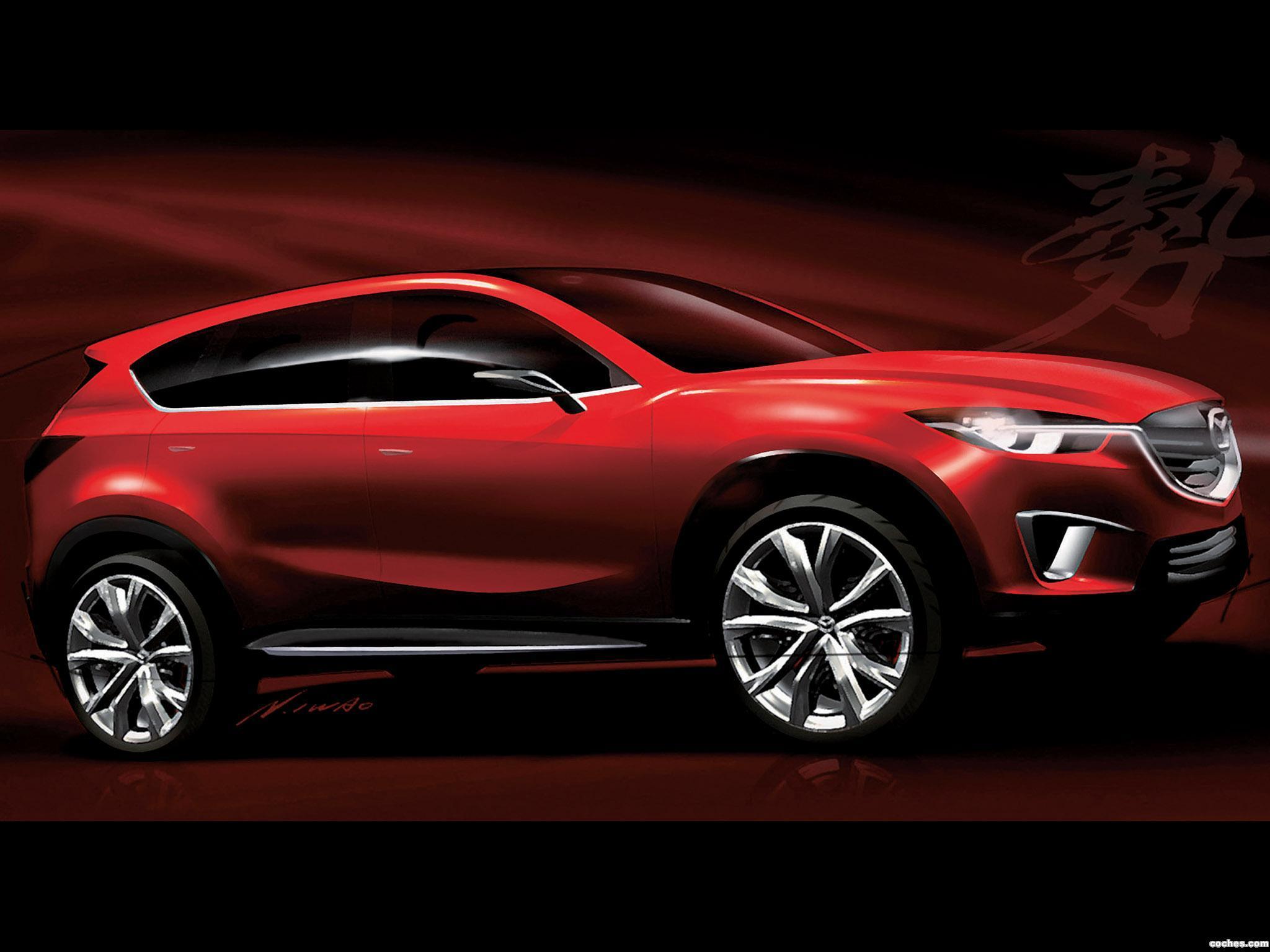 Foto 0 de Mazda Minagi Concept 2011