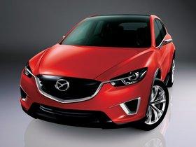 Ver foto 8 de Mazda Minagi Concept 2011
