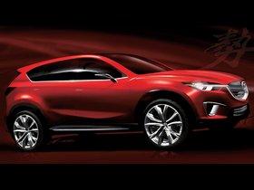 Ver foto 1 de Mazda Minagi Concept 2011