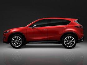 Ver foto 5 de Mazda Minagi Concept 2011
