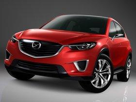 Ver foto 3 de Mazda Minagi Concept 2011