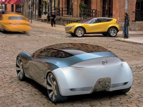 Ver foto 2 de Mazda Nagare Concept 2007