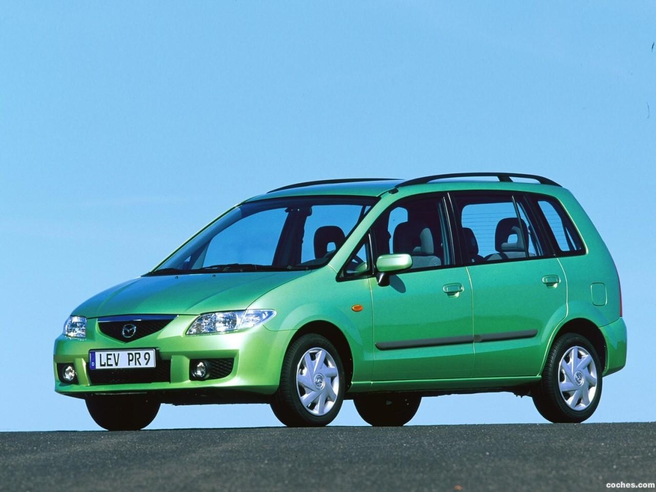 Foto 0 de Mazda Premacy 1999