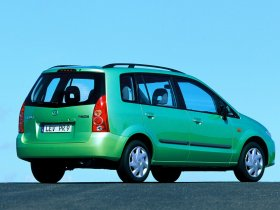 Ver foto 2 de Mazda Premacy 1999