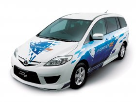 Ver foto 7 de Mazda Premacy Hydrogen Re 2009