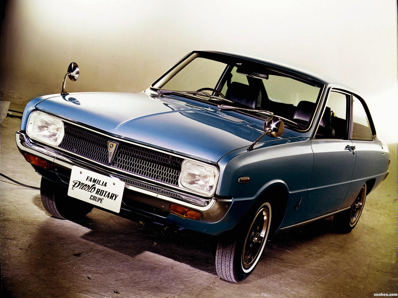 Foto 0 de Mazda RX-2 1970