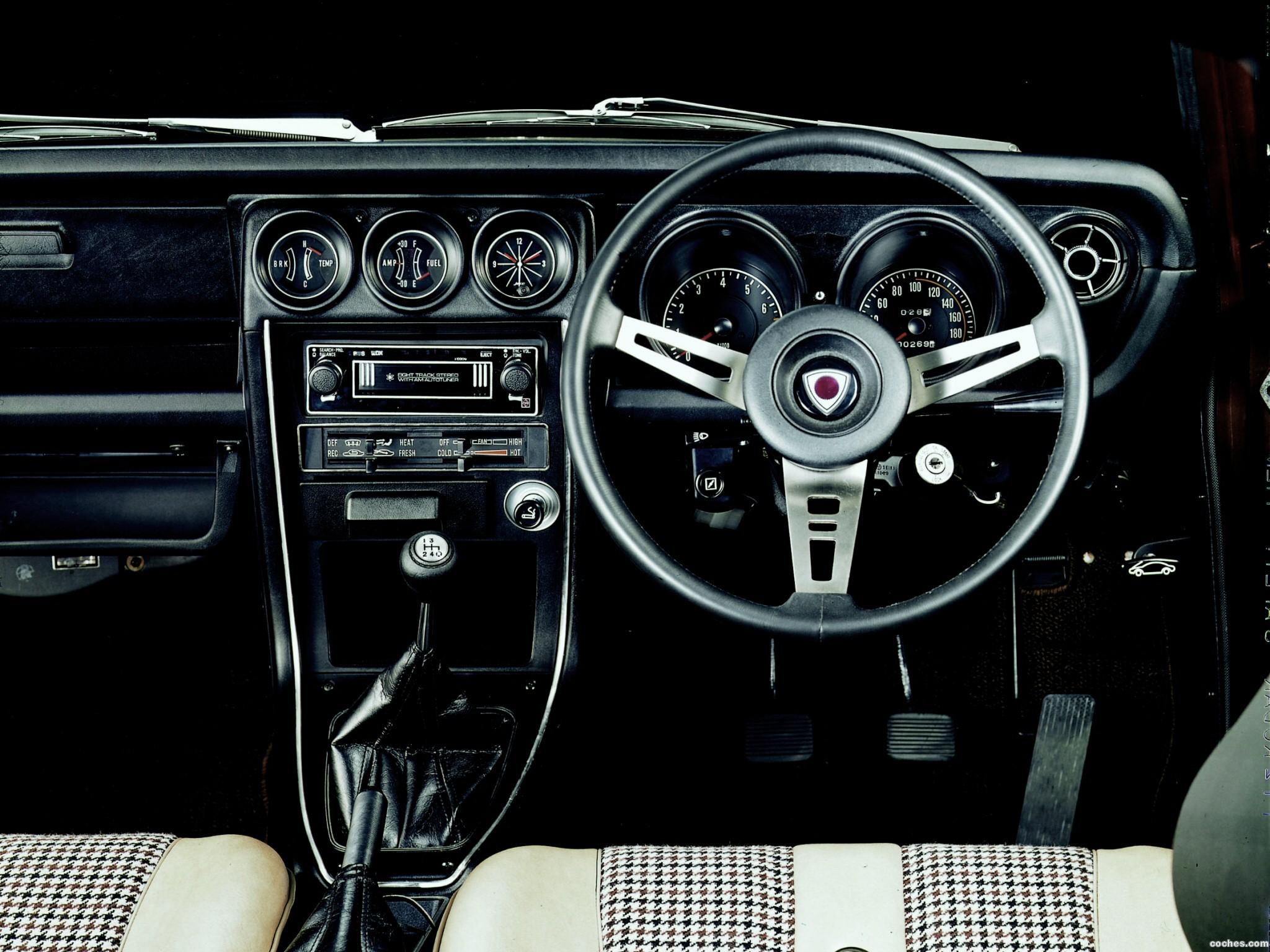 Foto 6 de Mazda RX-3 Savanna 1971