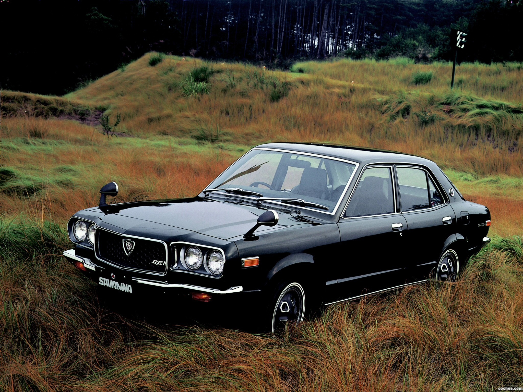 Foto 0 de Mazda RX-3 Savanna 1971