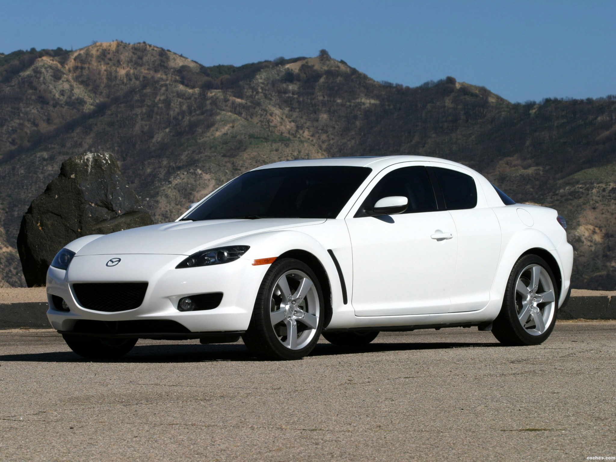 Foto 0 de Mazda RX-8 2003