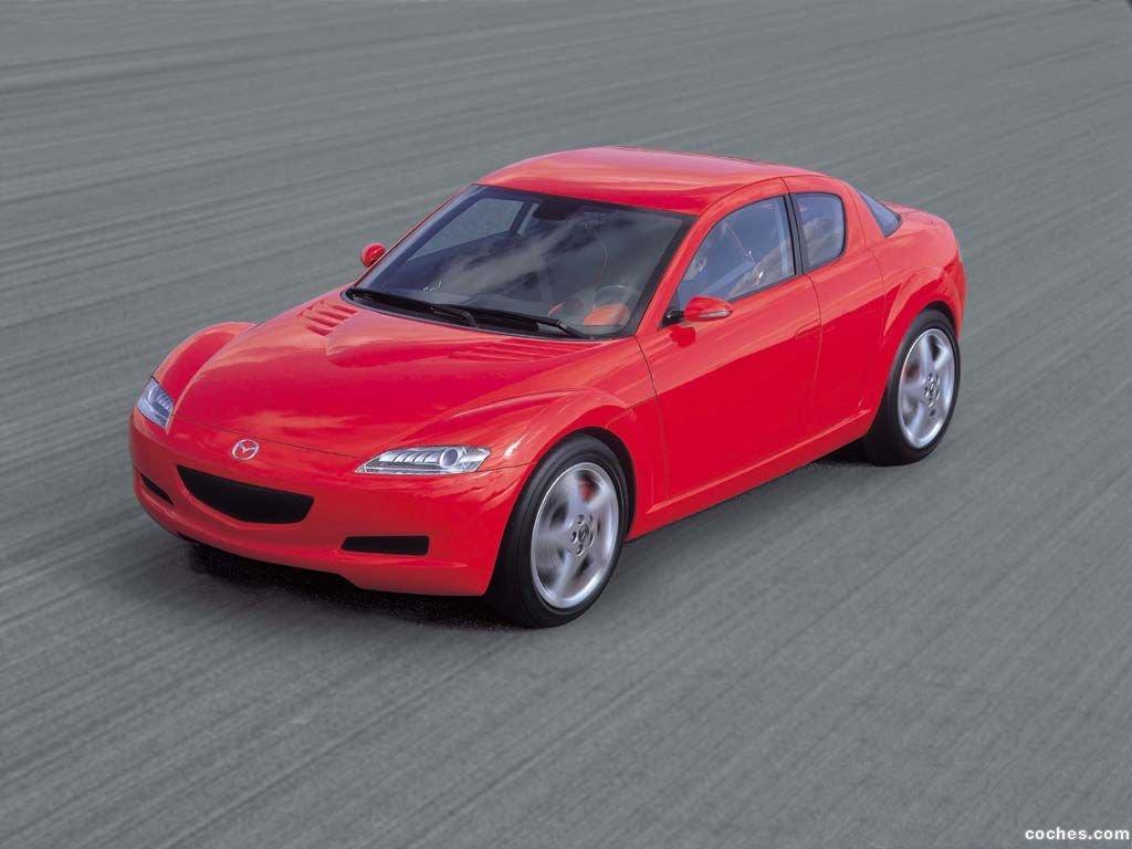 Foto 4 de Mazda RX-8 Concept 2001