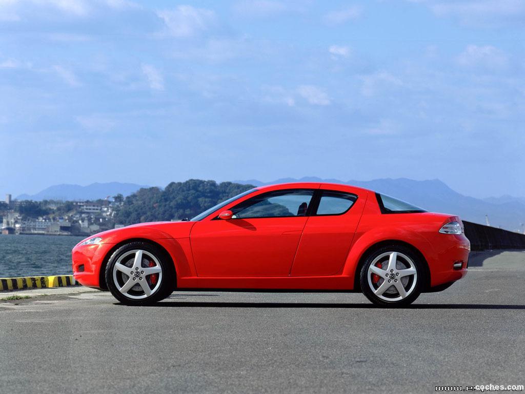 Foto 1 de Mazda RX-8 Concept 2001