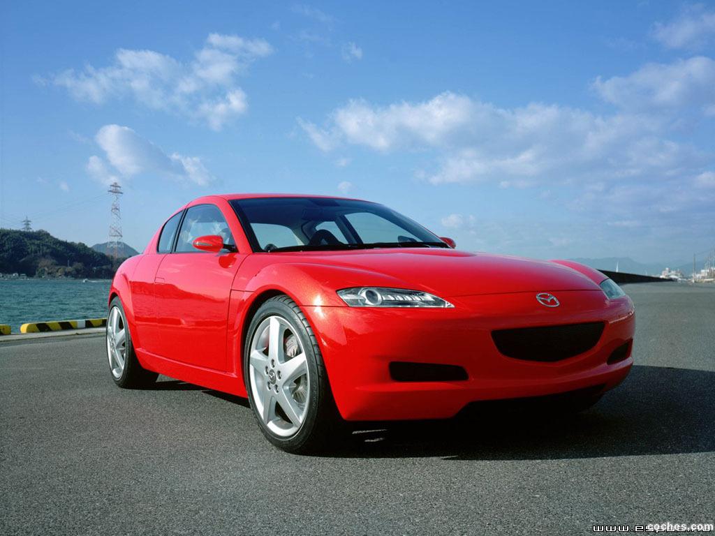 Foto 0 de Mazda RX-8 Concept 2001