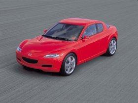 Ver foto 5 de Mazda RX-8 Concept 2001