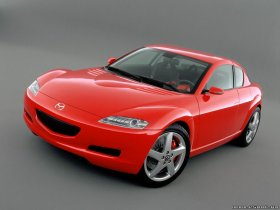 Ver foto 4 de Mazda RX-8 Concept 2001
