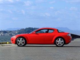 Ver foto 2 de Mazda RX-8 Concept 2001